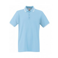 PREMIUM TIPPED POLO