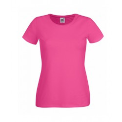 KOSZULKA LADY-FIT CREW NECK